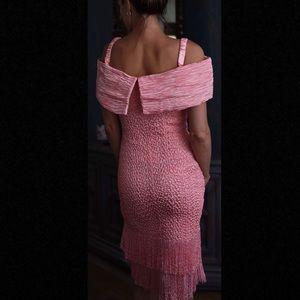 Dresses & Skirts - Elegant fringe vintage spring dress